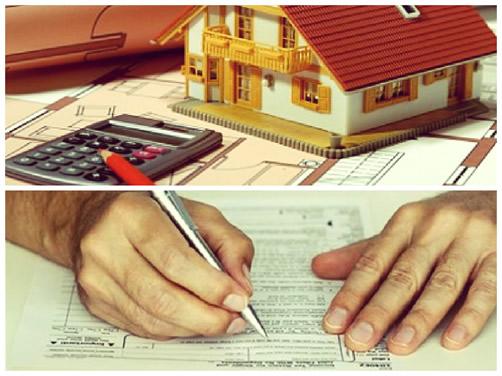 как рассчитать налог на недвижимость 2017